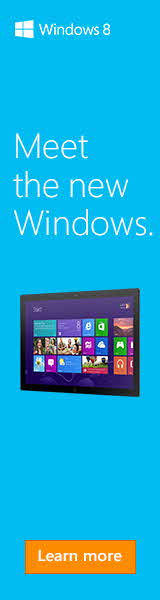 Windows 8 Banner